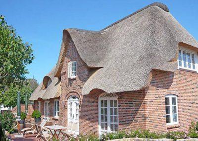 Ferienhaus mit Klinkerfassade